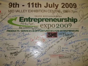 SME Expo at Mid Valley