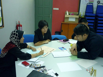 MWS Content Coaching in East Malaysia
