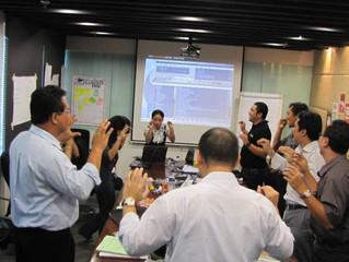 Follow Up Session Training for Trainer & MWS ELT Assessment Gemcom, Jakarta 30 April 2012