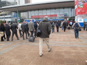 MWS in Hannover Messe Tradeshow 2012, Germany