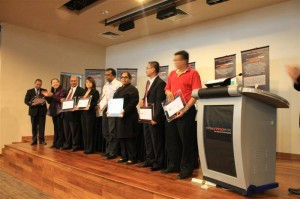 MWS Licensed Trainers receive their certification