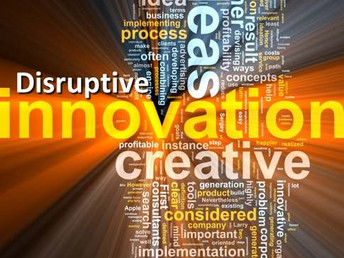 Create Space for Disruption