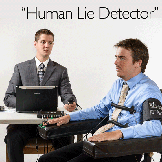 Human Lie Detector: Bagaimana Mendeteksi Kebohongan?