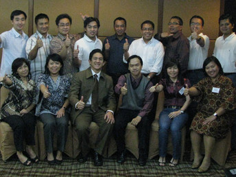 Trainer Certification for BCA: @Indonesia