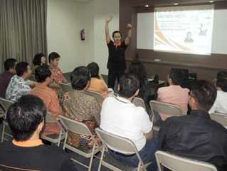 """MWS Indonesia ELT & PLT Partner Meeting, """"How to Handle Difficult Participants?"""", 3 Agustus 2013"""
