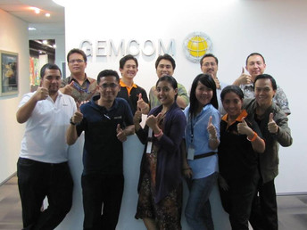 MWS Indonesia – Licensed Trainer Certification Jan 2012
