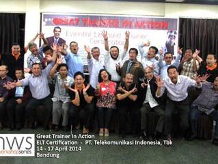 ANDA SEMUA DAHSYAT (ELT Telkom jilid 2), 14 – 17 April 2014