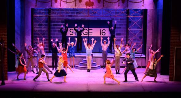 """Broadway Melody"""
