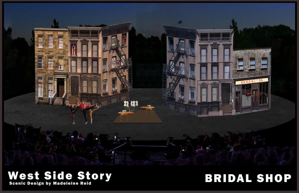 West Side Story: Bridal Shop