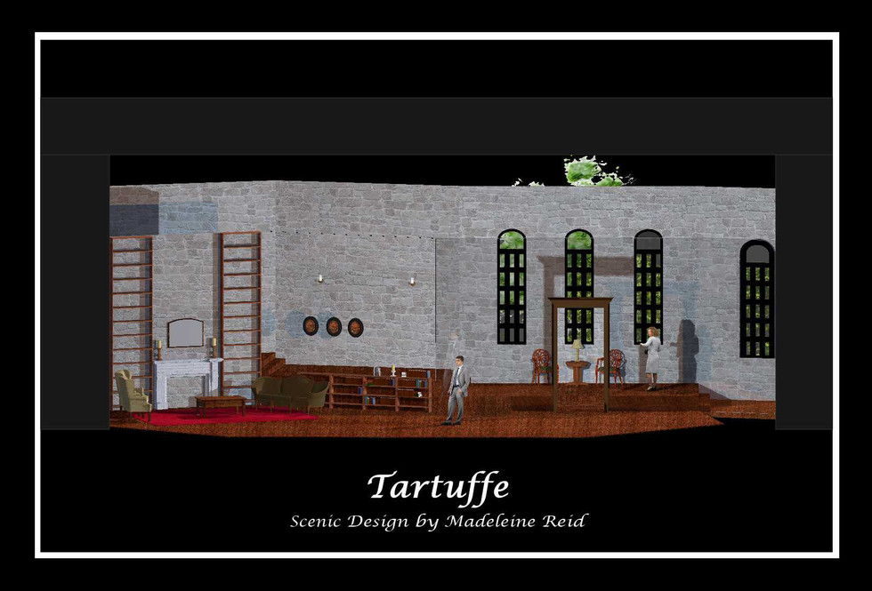 Tartuffe Rendering