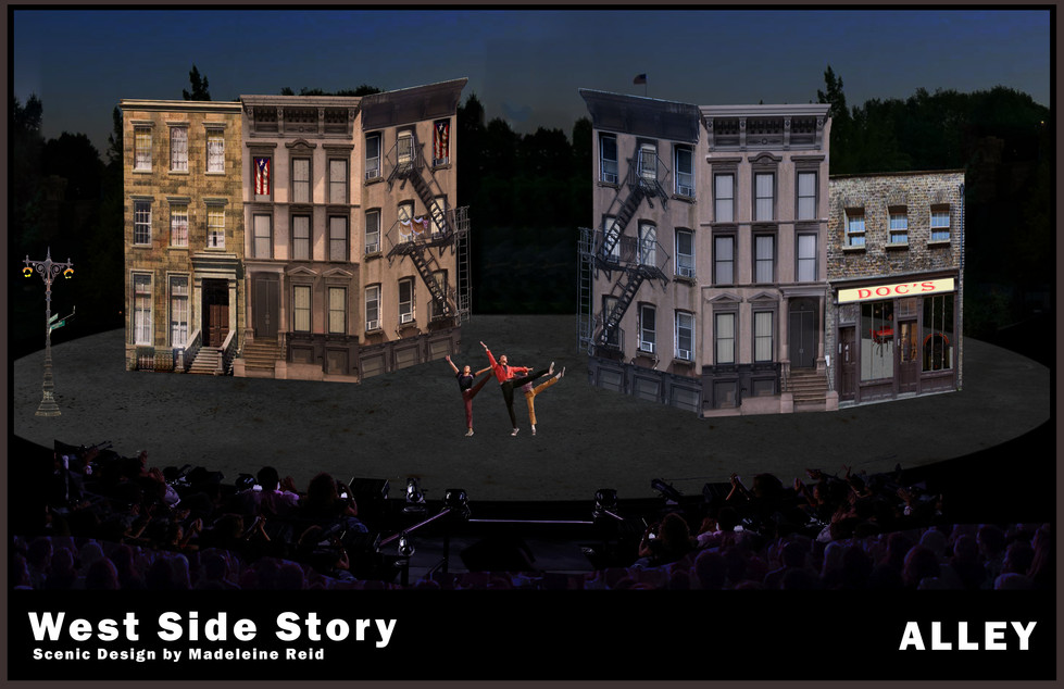 West Side Story: Alley
