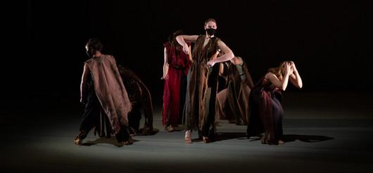 Merchants of Calais, Choreography: Michael Utoff