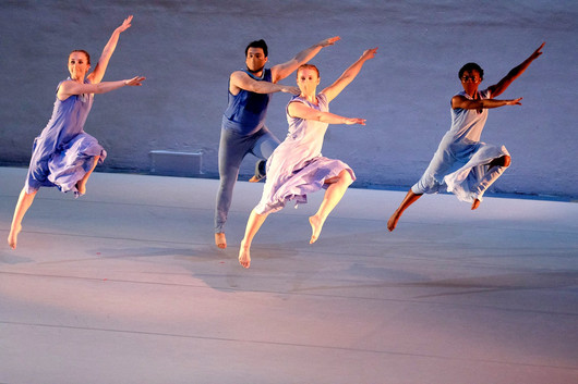 Psalm, Choreography: Carla Maxwell (2002) with Staging and Direction by Kurt Douglas