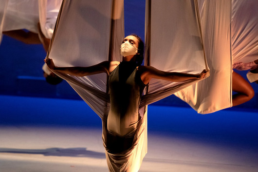 Reborn to change, Choreography: Monica Newsam