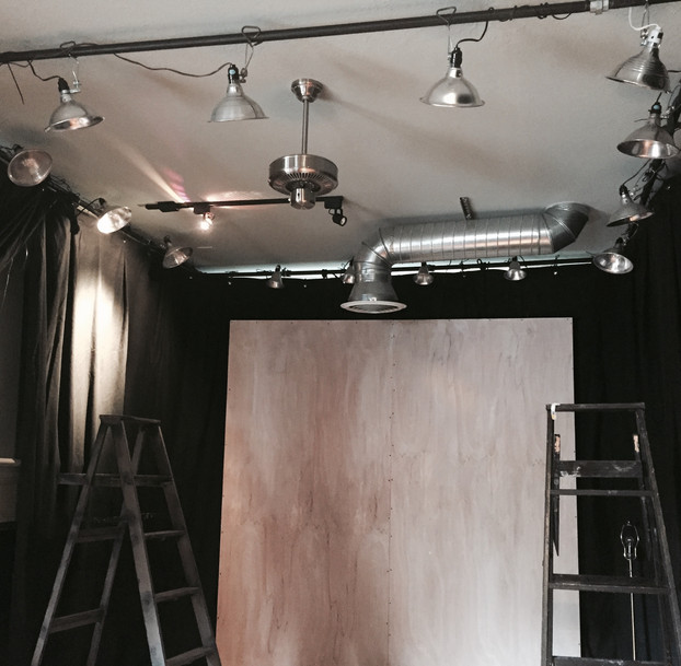 Phase II: Adding Lights and Curtains