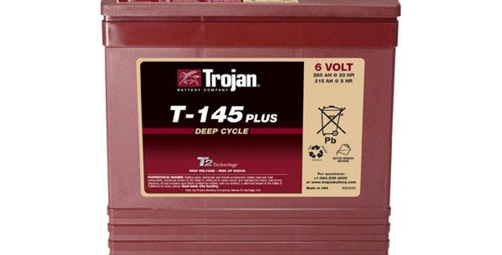 Тяговый аккумулятор Trojan T-145 plus