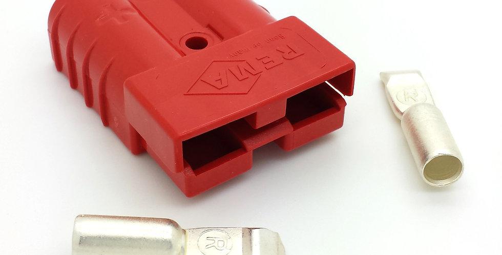 Разъем REMA  SR 350A серый/красный/синий