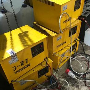 Ремонт зарядных устройств для аккумуляторов
