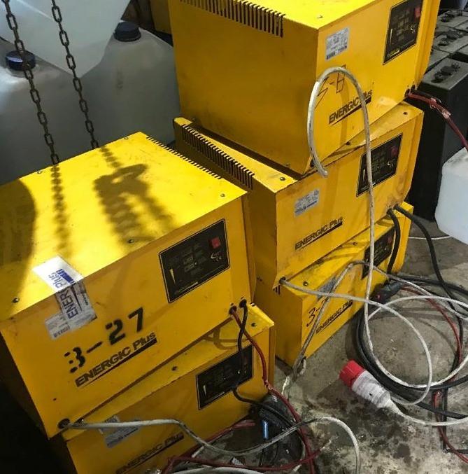ремонт зарядных устройств для аккумуляторов energic plus