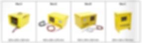 Energic Plus размеры боксов зарядного устройства