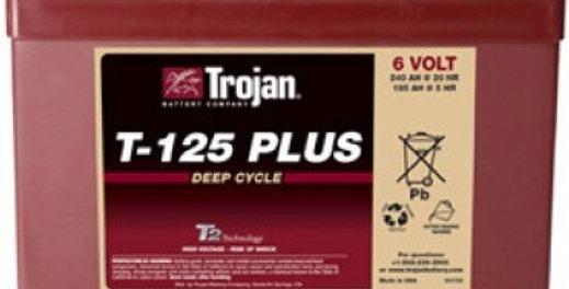 Тяговый аккумулятор Trojan T125 Plus