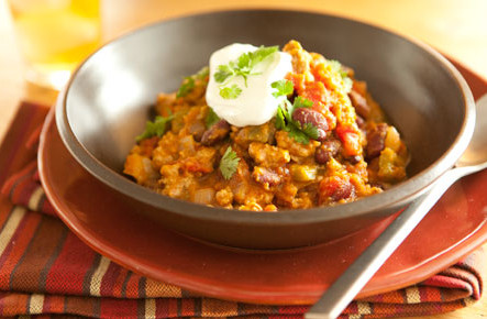 Fitness Food Friday: Pumpkin Chili