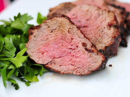 Fitness Food Friday: Beef Tenderloin