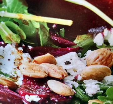 Fitness Food Friday: Balsamic Roasted Beet Salad