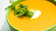 Fitness Food Friday: Butternut Squash and Carrot Soup