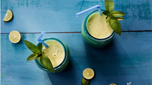 Delicious Key Lime Smoothie