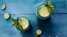 Delicious Key Lime Smoothie