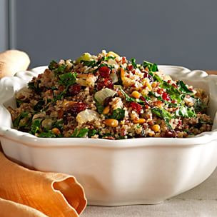 Fitness Food Friday: Quinoa and Rice StuffingQuinoa and Rice Stuffing