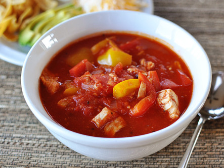 Fitness Food Friday: Chicken Chili