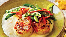 Fitness Food Friday: Seared Scallops