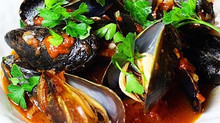 Fitness Food Friday: Mediterranean Mussles