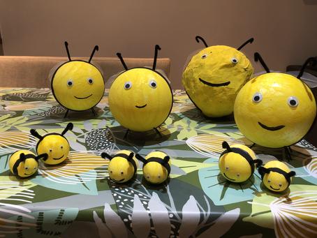 World Bee Day 20.5.21