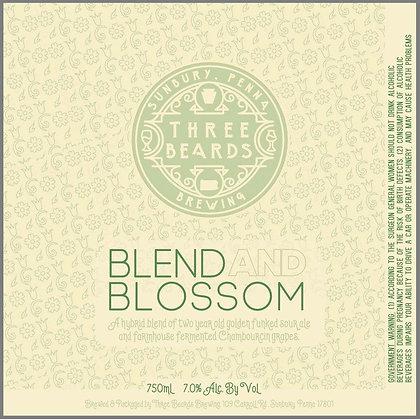 Blend & Blossom 750ml Bottle
