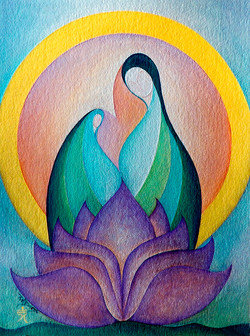 Lotus of the Mother
