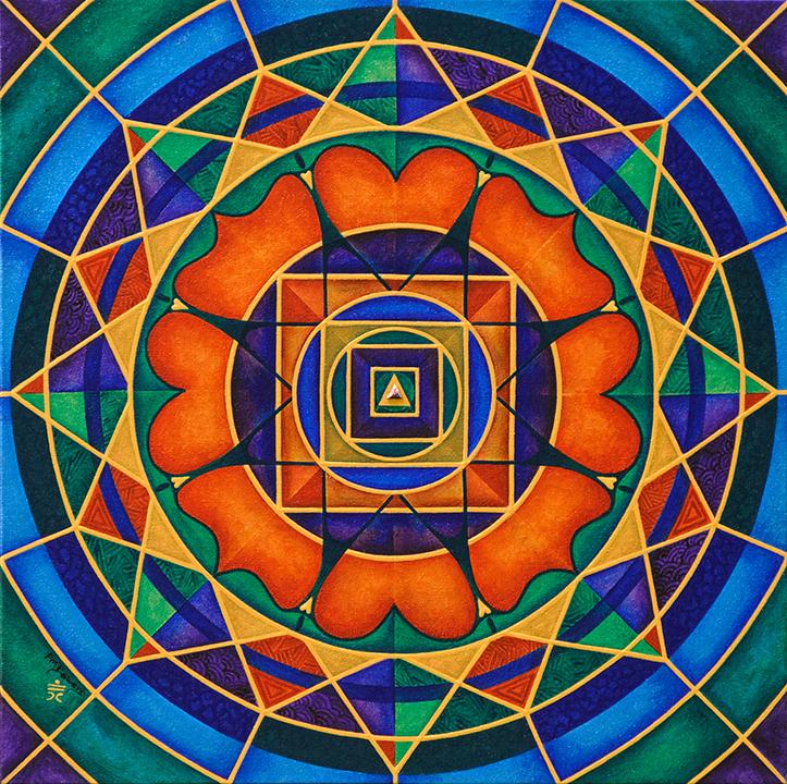 Consciousness of Colours