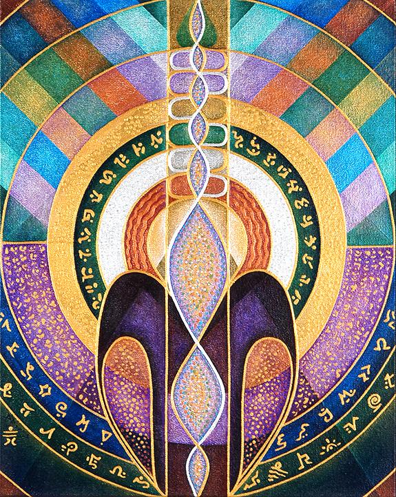 Spiral of Light