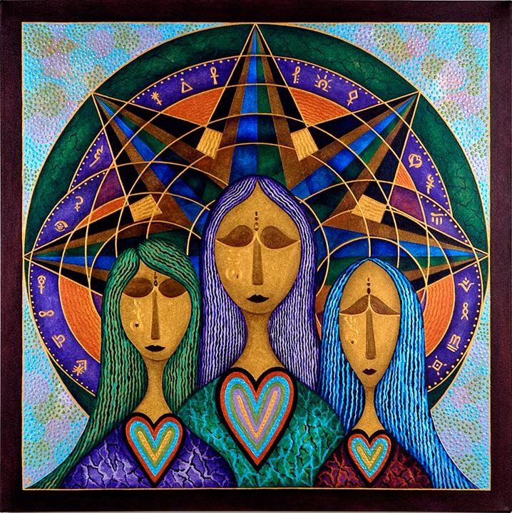 Golden Trinity