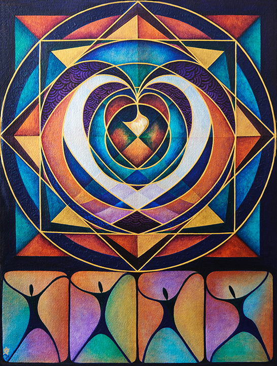 Harmonic Heart