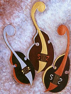 Dancing Violins