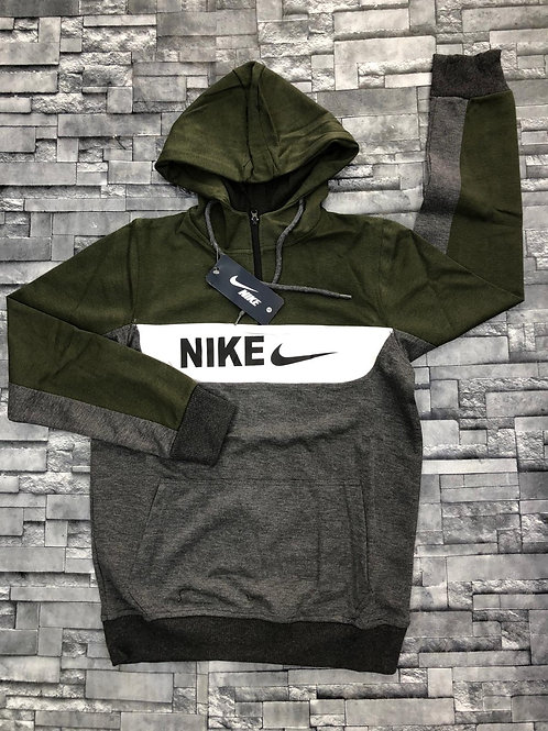 İki İp Nike Baskılı Sweat