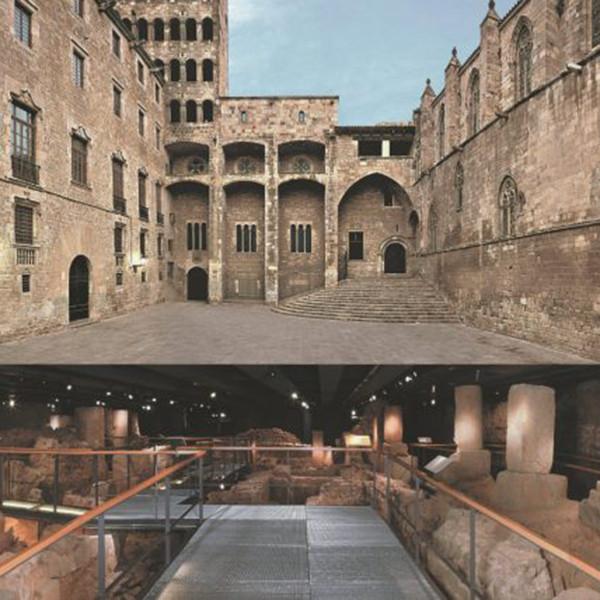 Museu d'Història de la Ciutat de Barcelona (MUHBA)