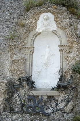L'Assumpció de Maria (Quart Misteri de Glòria)