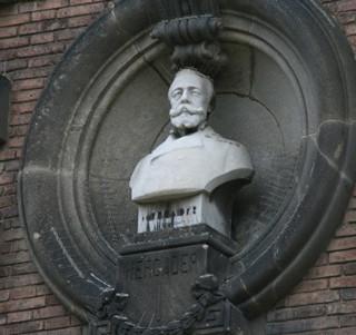 Bust de Benet Mercadé