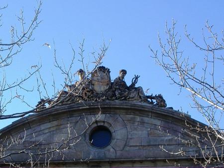 Al·legoria de Barcelona