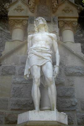 La Flagel·lació de Jesús (Segon Misteri de Dolor)