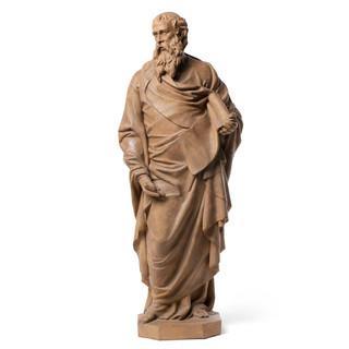 Figura d'apòstol (Sant Mateu?)